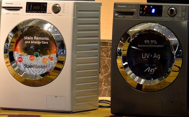 Panasonic tung tủ lạnh có thể diệt khuẩn bằng tia UV và tinh thể bạc - 1
