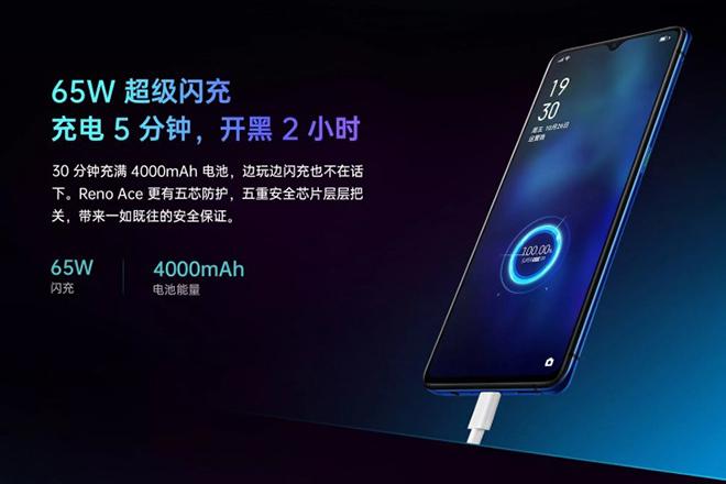 Oppo Reno Ace ra mắt với màn hình 90 Hz, Snapdragon 855+, sạc nhanh 65W - 2