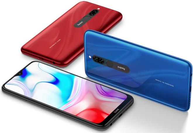 Xiaomi công bố giá bán của bộ ba smartphone Redmi 8 và Note 8/8 Pro - 3