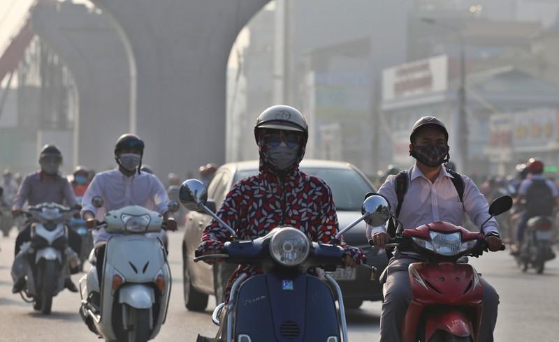 Đề xuất đăng kiểm lại toàn bộ xe máy tại Hà Nội - 1