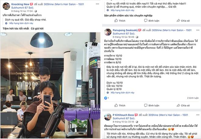 Chuỗi tóc 'khủng' ở Việt Nam vừa sang Thái Lan đã gây bão mạng xã hội