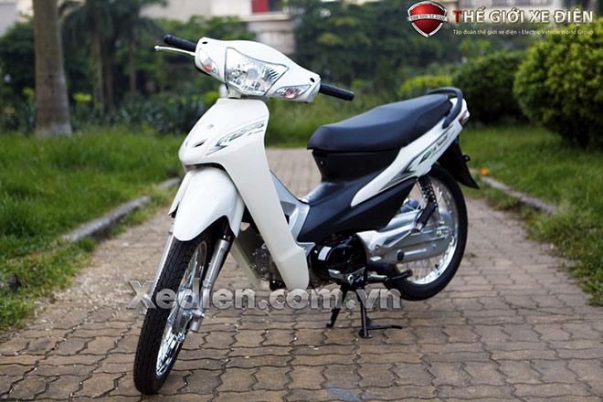 Xe máy 50cc Wave Việt Thái bứt phá giới hạn
