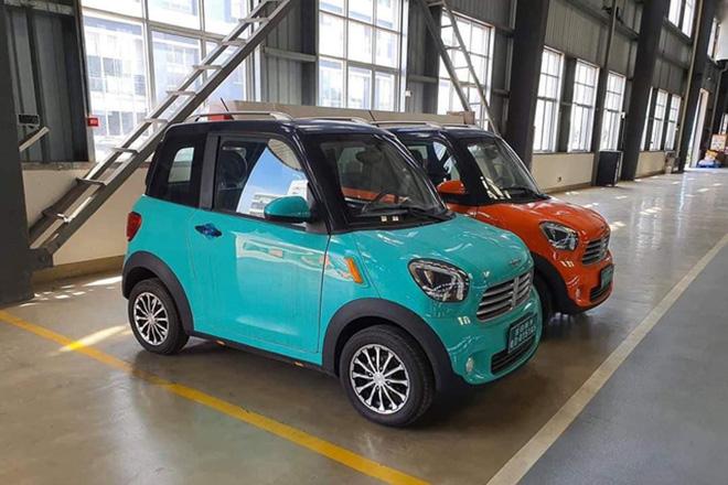 Ô tô điện giá rẻ sản xuất tại Thái Lan làm khách hàng Việt mê mệt - 1