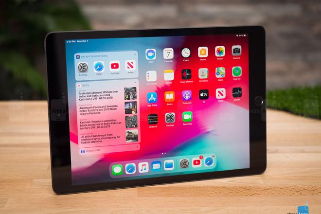 """Đánh giá chi tiết iPad 10,2 inch 2019 : Bao rẻ, bao """"chất"""" - 3"""