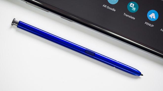 Lộ diện Galaxy Note10 Lite - siêu phẩm hỗ trợ S Pen, giá tầm trung? - 2