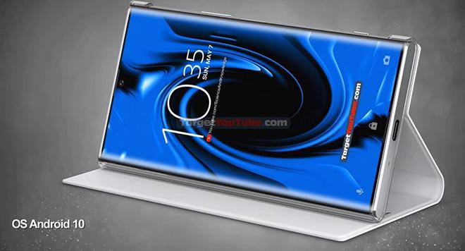 Ý tưởng Xperia 11 Plus (2020) đậm chất bản sao của Galaxy Note10 - 2