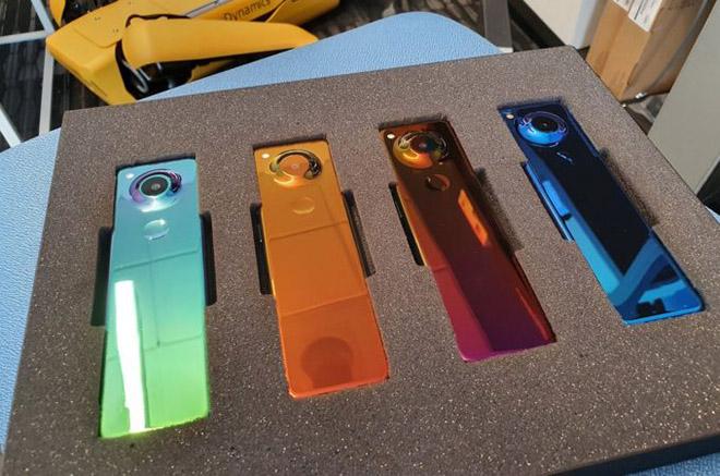 Essential Phone 2 tuyệt đẹp dưới con mắt của các nhà thiết kế - 1