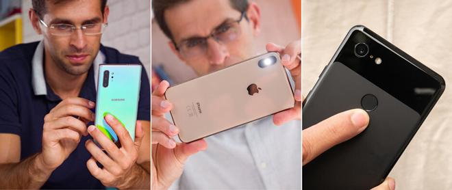 Galaxy Note10 chụp ảnh trên tầm cả Pixel 3 và iPhone Xs Max - 1