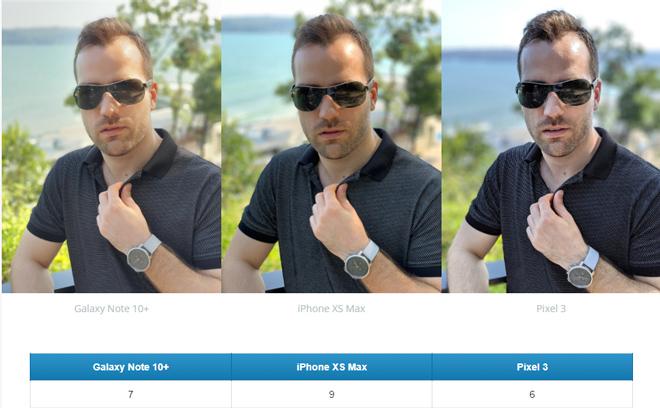 Galaxy Note10 chụp ảnh trên tầm cả Pixel 3 và iPhone Xs Max - 3
