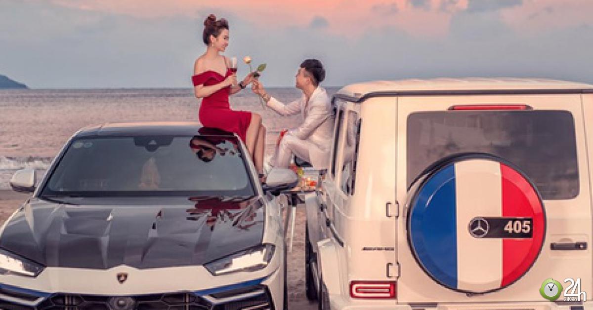 Sốc với cách đại gia Minh Nhựa và vợ 2 kỷ niệm 7 năm ngày cưới - Ngôi sao