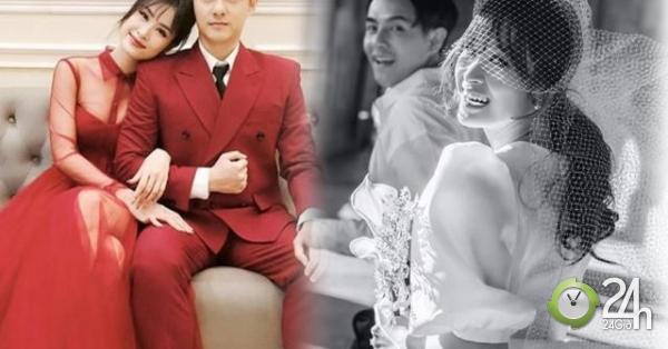 Lộ thiệp cưới của Đông Nhi và bạn trai thiếu gia tập đoàn hàng nhựa - Ngôi sao