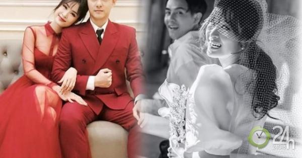 Đông Nhi hé lộ thiệp cưới với với bạn trai thiếu gia tập đoàn hàng nhựa - Ngôi sao