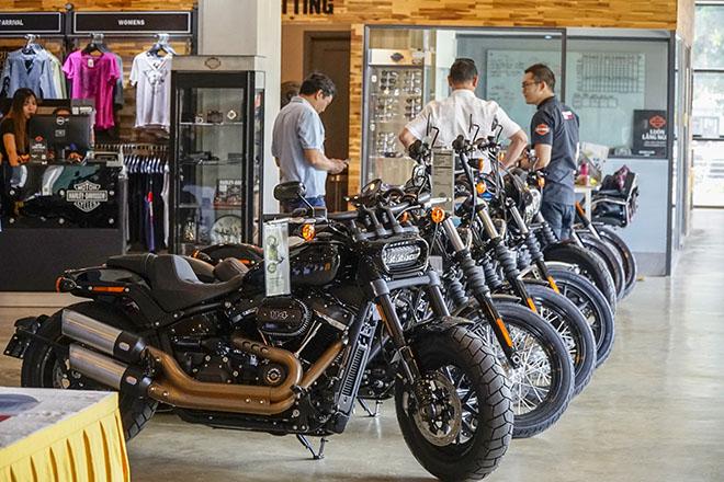 Harley-Davidson Việt Nam chính thức bán xe trên Tiki
