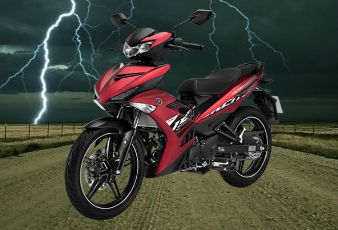 Bảng giá xe máy Yamaha mới nhất: Vua côn tay Exciter giảm mạnh - 3