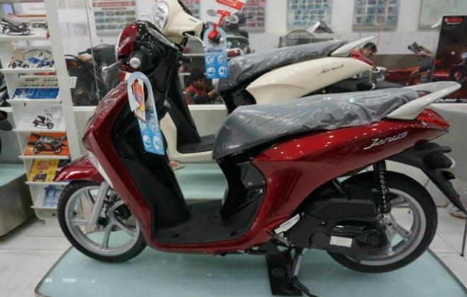 Bảng giá xe máy Yamaha mới nhất: Vua côn tay Exciter giảm mạnh - 1