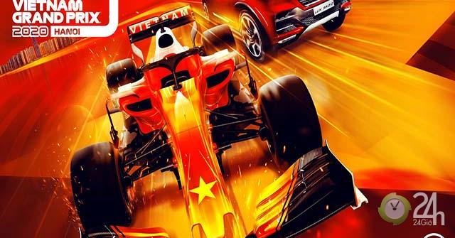 Vinfast là nhà tài trợ chính cho chặng đua công thức 1 tại Việt Nam