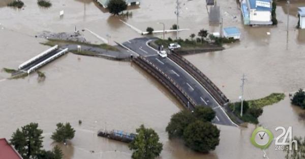 Vì sao siêu bão mạnh nhất 6 thập kỷ gây thiệt hại, thương vong lớn bất thường ở Nhật?-Thế giới