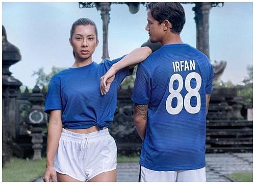 """Bí quyết để có body nóng bỏng của bà xã tiền đạo """"Beckham Indonesia"""""""