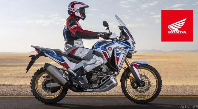 Honda Africa TwinAdventure Sports ES 2020 có giá 399 triệu đồng