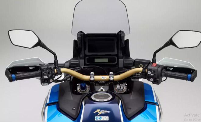 Honda Africa TwinAdventure Sports ES 2020 có giá 399 triệu đồng - 2
