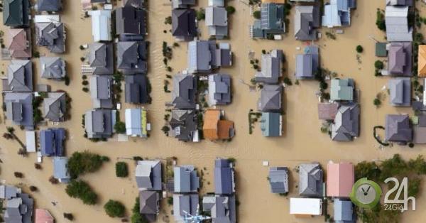 Siêu bão mạnh nhất 6 thập kỷ ở Nhật: Hơn 2.600 túi phóng xạ độc hại bị cuốn ra sông-Thế giới