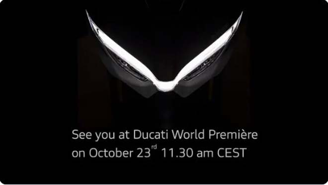 """Ducati StreetFighter V4 ra mắt 23/10: Giá """"dễ chịu"""" - 4"""