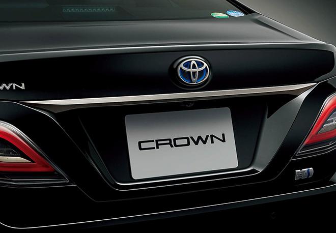 Toyota Crown Sport Style chiếc xe độc đáo dành riêng cho người Nhật - 9