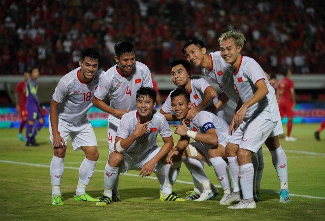 Indonesia 1 -  3 Việt Nam(Vòng loại WCup 2022 KV Châu Á)