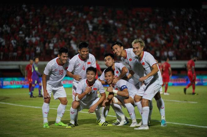Việt Nam thắng tưng bừng Indonesia: 7 điểm, đứng thứ mấy bảng xếp hạng World Cup? - 1
