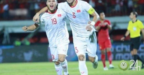 Lập kỳ tích trước Indonesia, Đội tuyển Việt Nam nhận thưởng lớn - Tin tức 24h