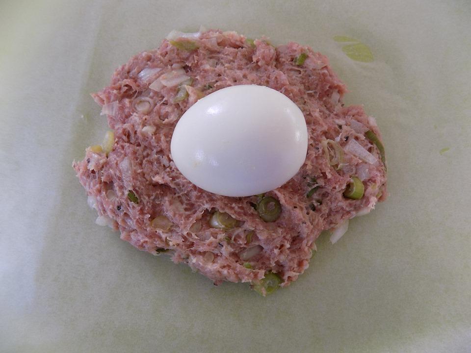 Chiêu đãi cả nhà thịt bọc trứng chiên xù lạ miệng cực ngon - 3