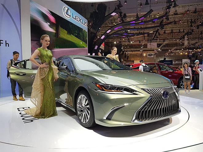 Toyota và Lexus mang đến chủ đề gì trong triển lãm VMS 2019 - 4