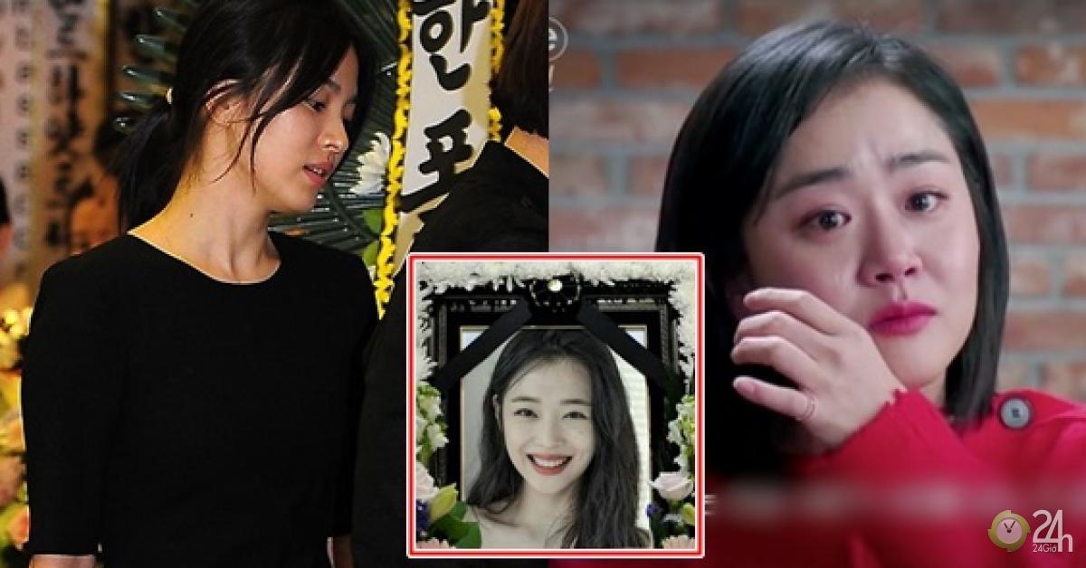 Song Hye Kyo có động thái đặc biệt sau vụ việc Sulli tự sát - Ngôi sao