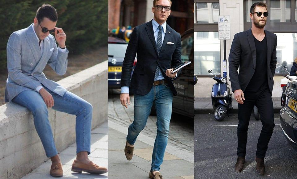 Mách chàng cách mặc quần jean siêu bó không sợ bị chê nữ tính - 6