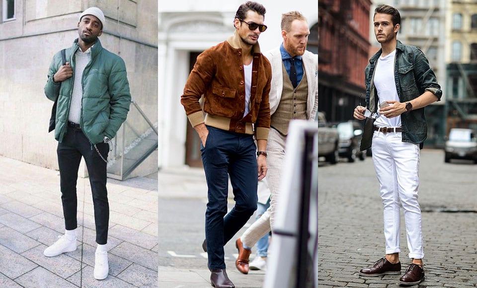 Mách chàng cách mặc quần jean siêu bó không sợ bị chê nữ tính - 7
