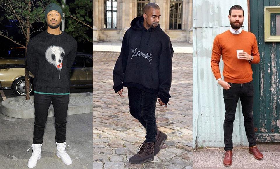Mách chàng cách mặc quần jean siêu bó không sợ bị chê nữ tính - 4