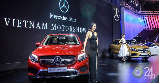 Mercedes-Benz sẽ mang những gì đến VMS 2019