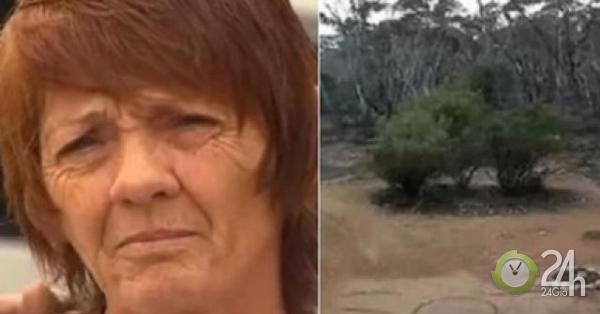Bị lạc 3 ngày trong rừng, vẽ chữ SOS xuống đất, không ngờ có người thấy được báo cảnh sát tới cứu