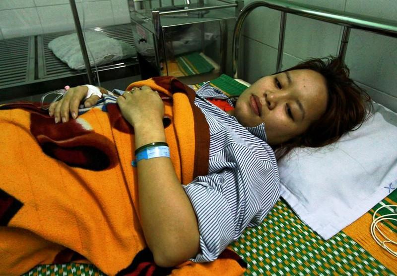 Cô giáo mầm non bị phụ huynh đánh thủng màng nhĩ, nhập viện - 1
