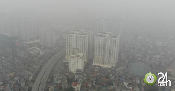 Thủy ngân, bụi mịn, nước nhiễm dầu: Dân Thủ đô sống trong sợ hãi - Tin tức 24h