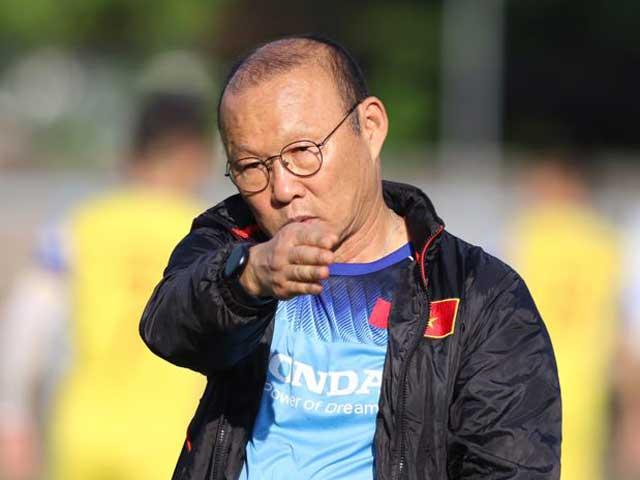 Báo Thái Lan tung tin ngỡ ngàng về hợp đồng của HLV Park Hang Seo - 1