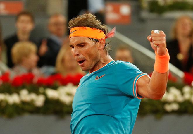Nadal đấu Federer - Djokovic ở Paris Masters: Khi Rafa không chỉ là