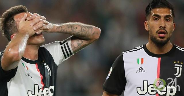 Juventus cô lập 2 đồng đội Ronaldo, MU mừng thầm chờ giải cứu bom tấn