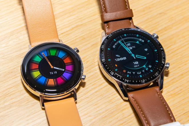 Siêu phẩm đồng hồ thông minh Huawei Watch GT 2 có pin 2 tuần, giá từ 5,49 triệu
