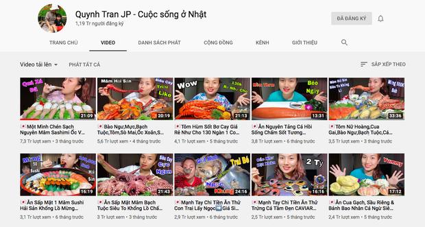 """Bà Tân Vlog đang lao đao, một Youtuber khác nhanh chân soán ngôi với 1,2 triệu """"fan""""? - 6"""
