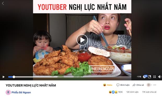 """Bà Tân Vlog đang lao đao, một Youtuber khác nhanh chân soán ngôi với 1,2 triệu """"fan""""? - 8"""