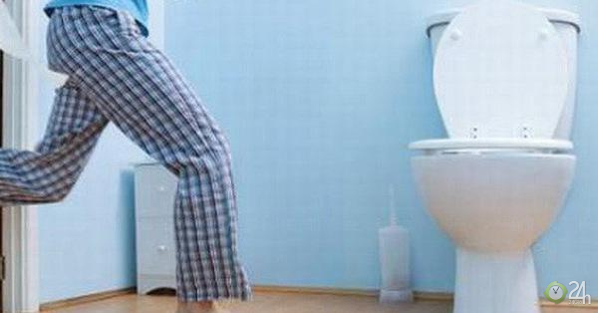 """Mắc chứng """"nghiện"""" nhà vệ sinh, người đàn ông không dám """"yêu"""" vợ-Sức khỏe đời sống"""