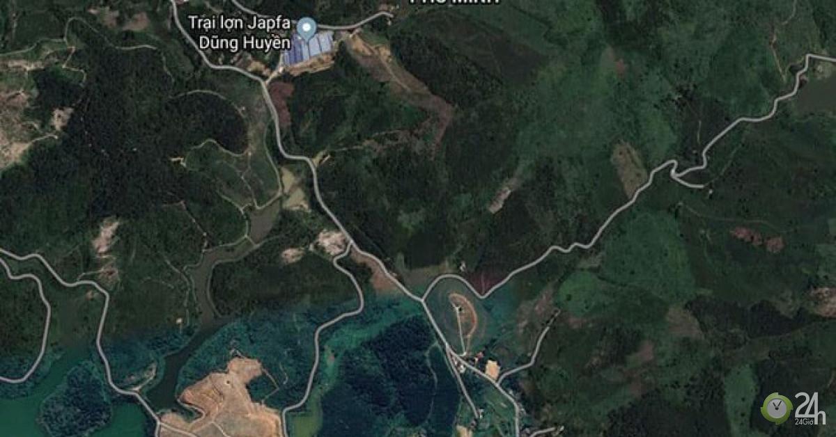 Trại lợn hơn 2.000 con có ảnh hưởng nguồn nước sạch sông Đà? - Tin tức 24h