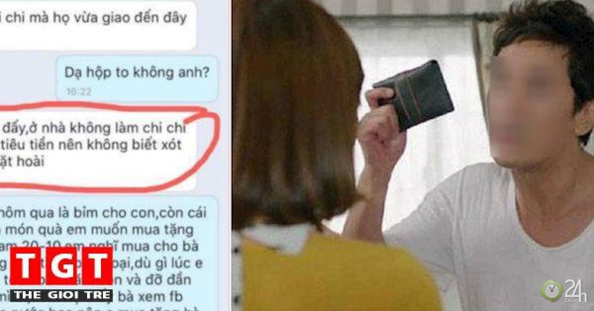 Mua tặng mẹ quà 20-10, vợ bị chồng dằn mặt: Tôi không phải cây ATM