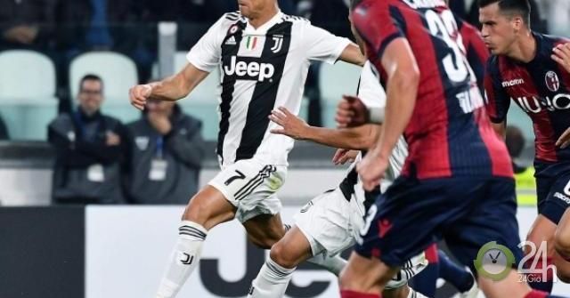 Trực tiếp bóng đá Juventus - Bologna: Bà đầm già dễ thắng hủy diệt